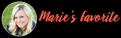 Marie's Favorite 4-1