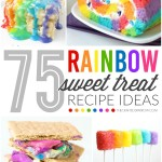 75 Rainbow Sweet Treats