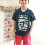 Easy Fourth of July Shirts