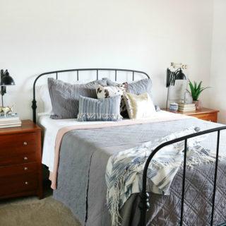 Easy Bedroom Refresh