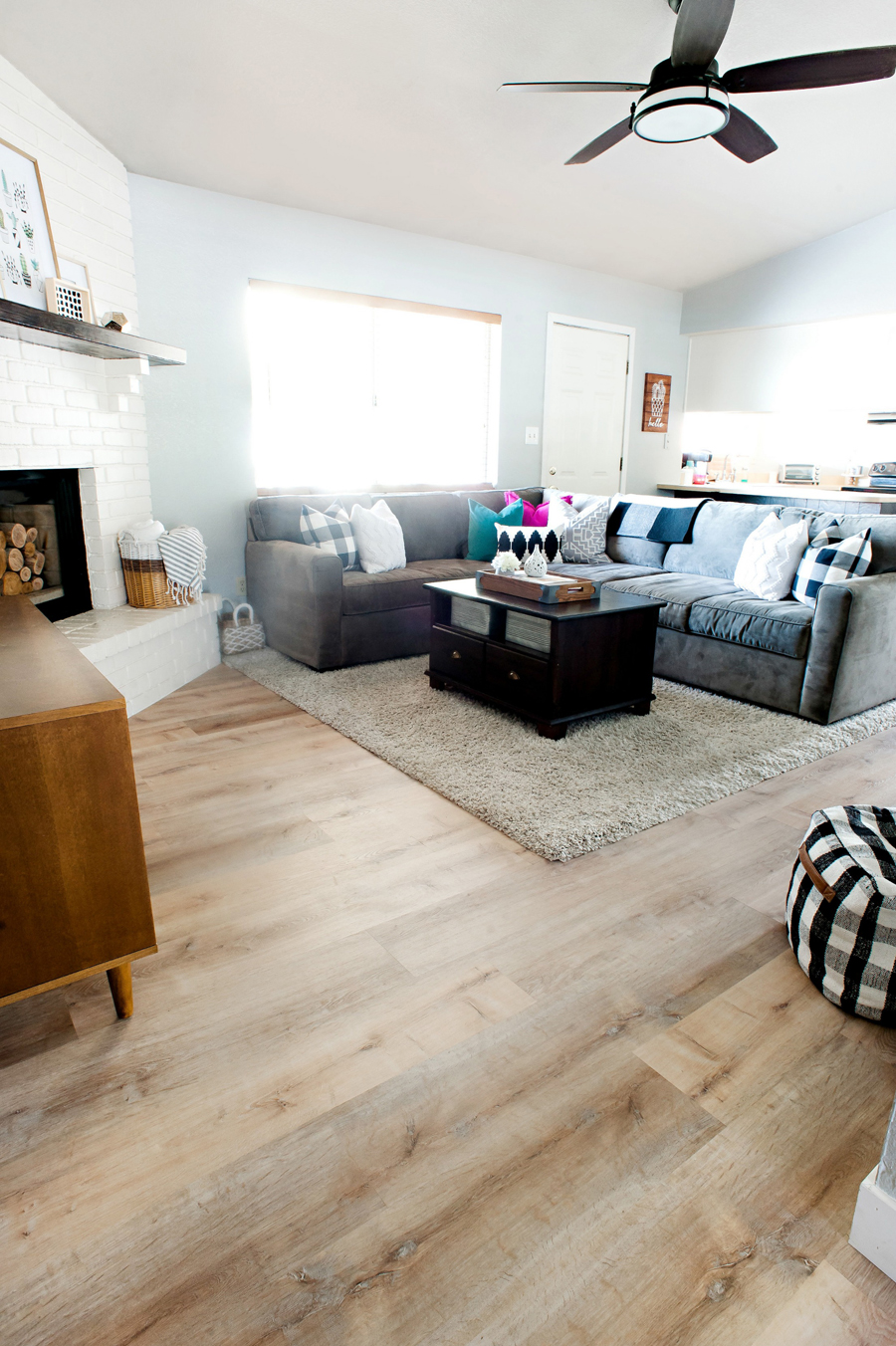 Wood Look Vinyl Plank Flooring from Allure