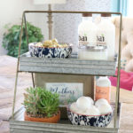 Mother's Day Modern Gift Basket Idea