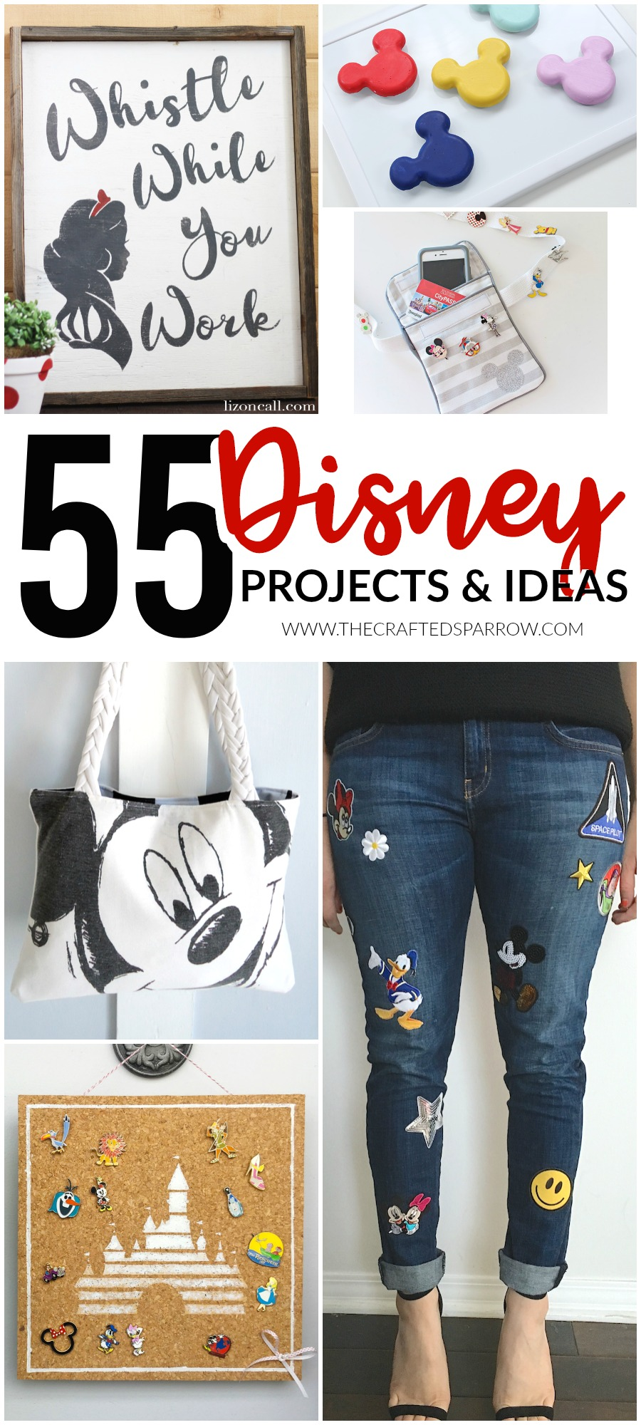 55 Disney Projects & Ideas