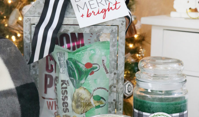 Easy Holiday Gift Giving Ideas with Printable Tags