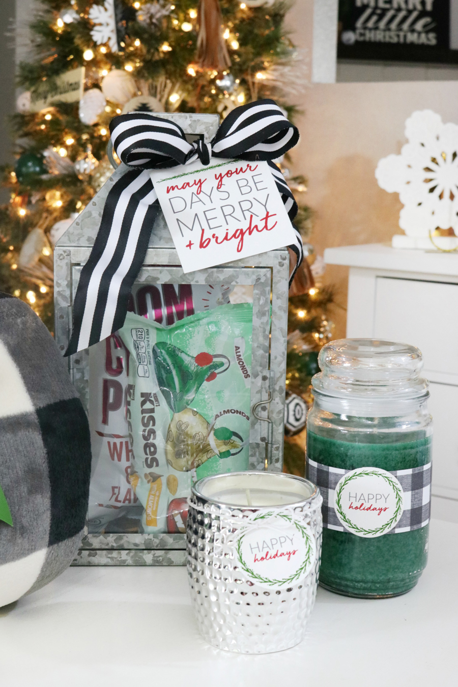 Easy Holiday Gift Giving Ideas with Printable Gift Tags