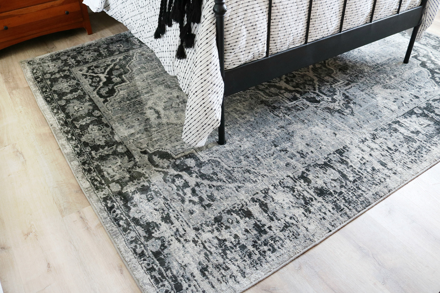 Better Homes & Gardens Distressed Medallion Area Rug