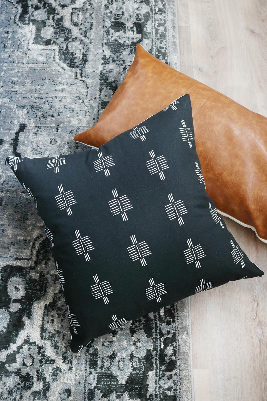 Boho Inspired Throw Pillows