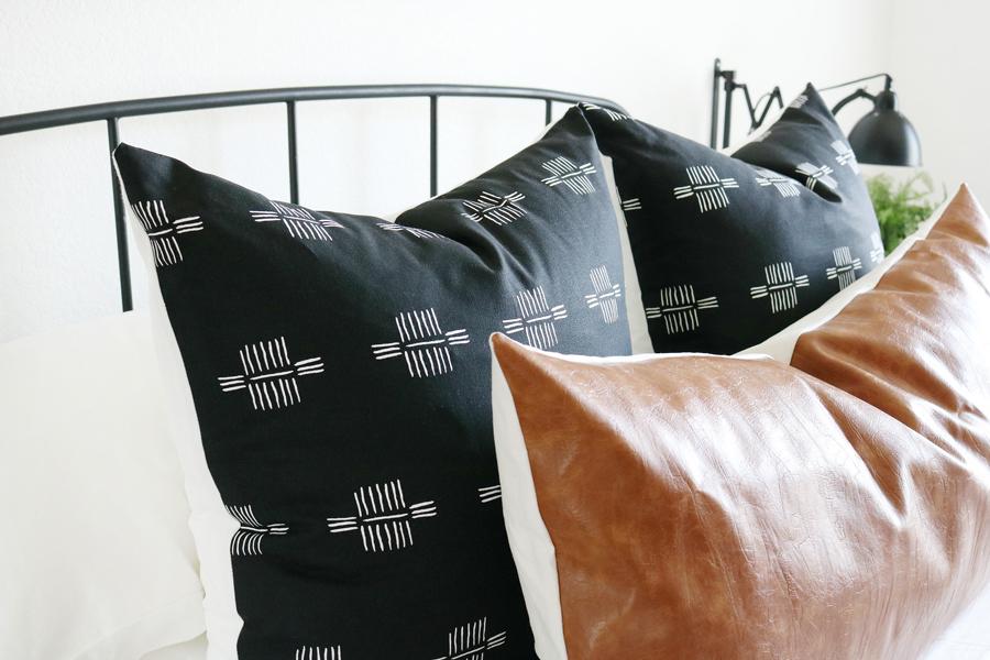 Boho Mudcloth Pillows