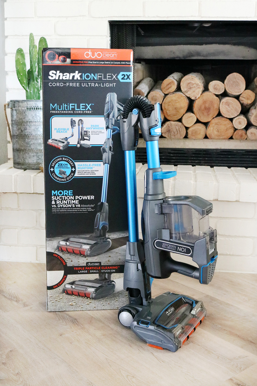 Shark IONFlex Cordless Ultra-Light Vacuum Review