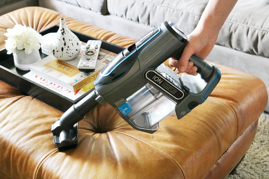 Shark IONFlex Cordless Ultra-Light Vacuum with Attachments for Upholstery