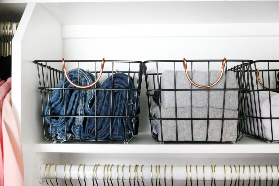 Better Homes & Gardens Rectangle Medium Wire Basket