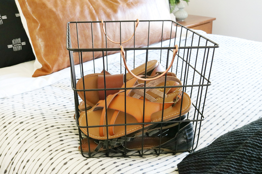 Better Homes & Gardens Rectangle Wire Basket Large