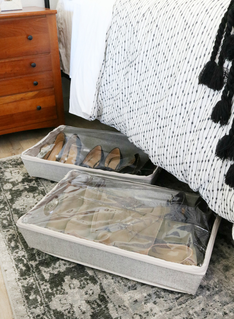 Better Homes u0026 Gardens Rolling Underbed Storage & Better Homes u0026 Gardens Rolling Underbed Storage - The Crafted Sparrow