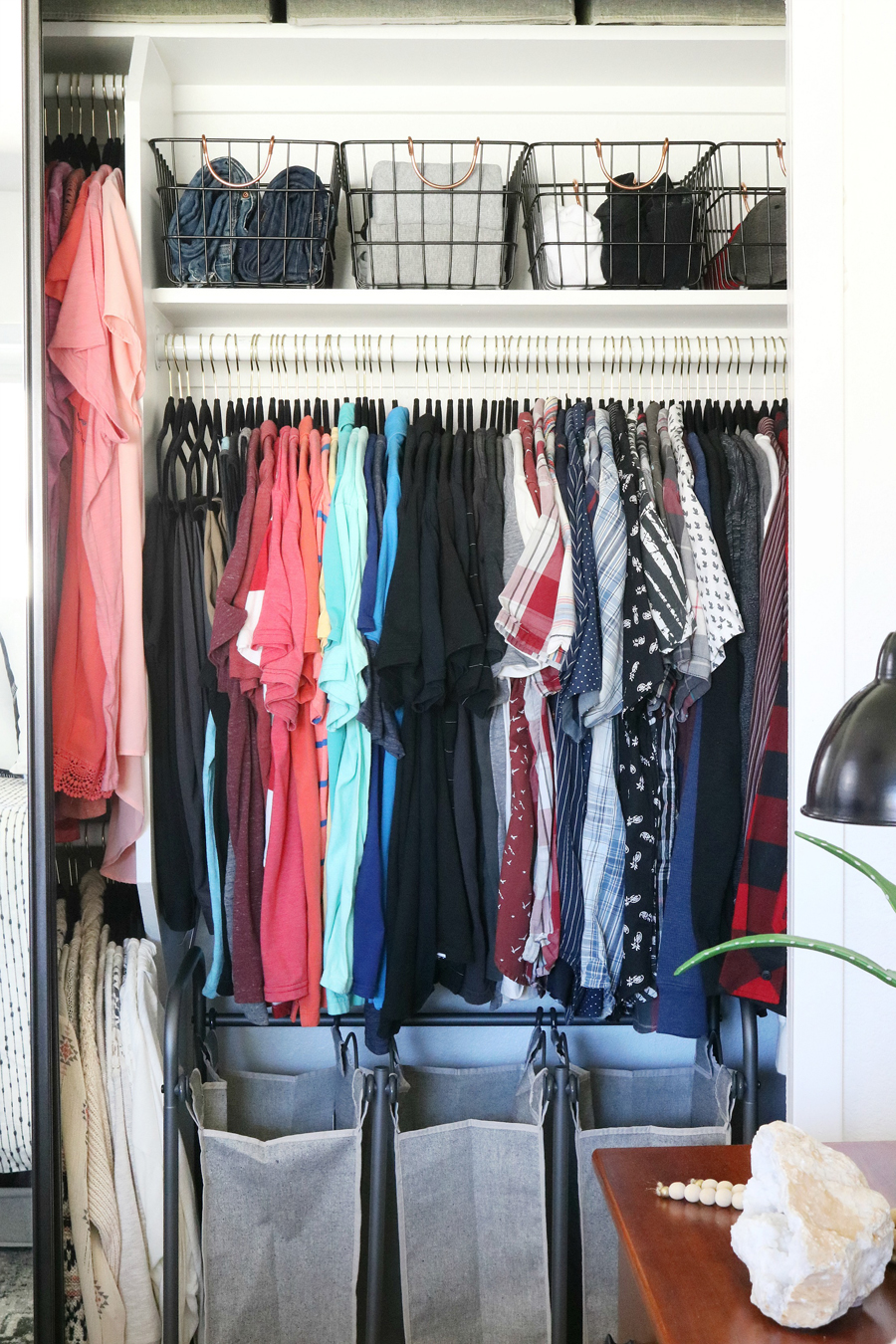Easy Organization Ideas for Small Spaces