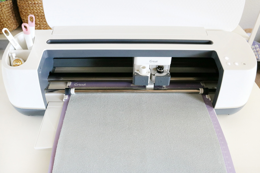 Cricut Maker Cuts Leather So Easily with The Deep Cut Blade or Knife Blade