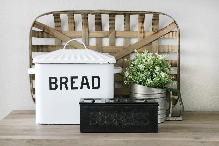 Farmhouse Inspired Decor