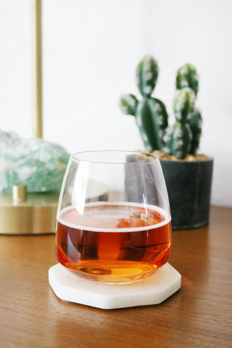 Better Homes & Gardens Stemless Wine Glasses
