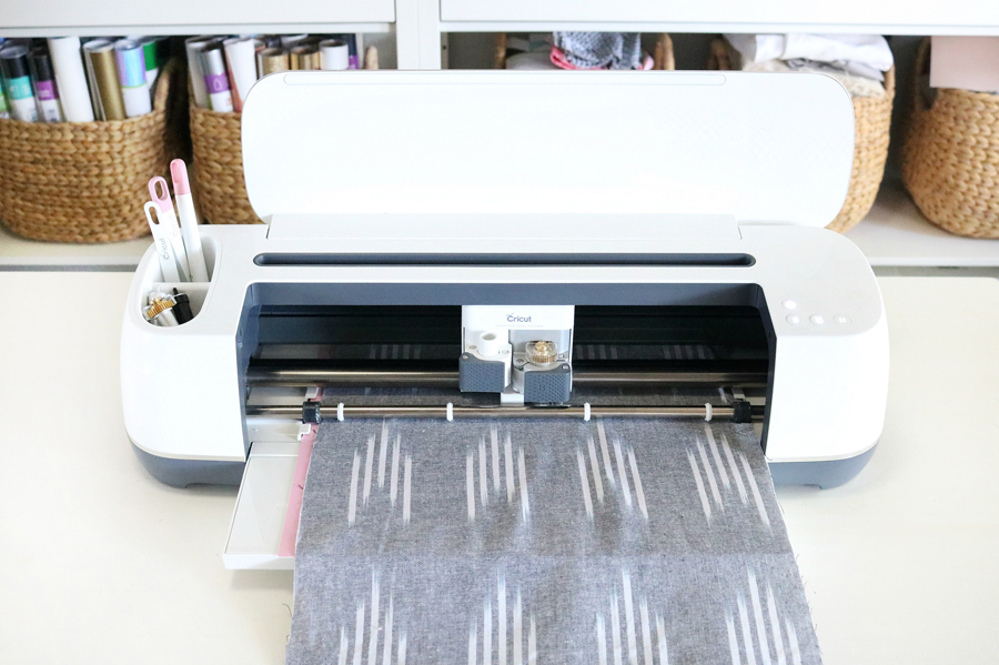Cutting Fabric with The Cricut Maker