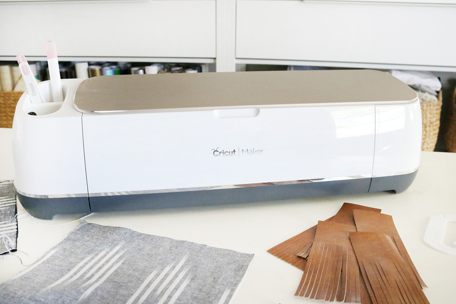 The Cricut Maker Cutting Machine