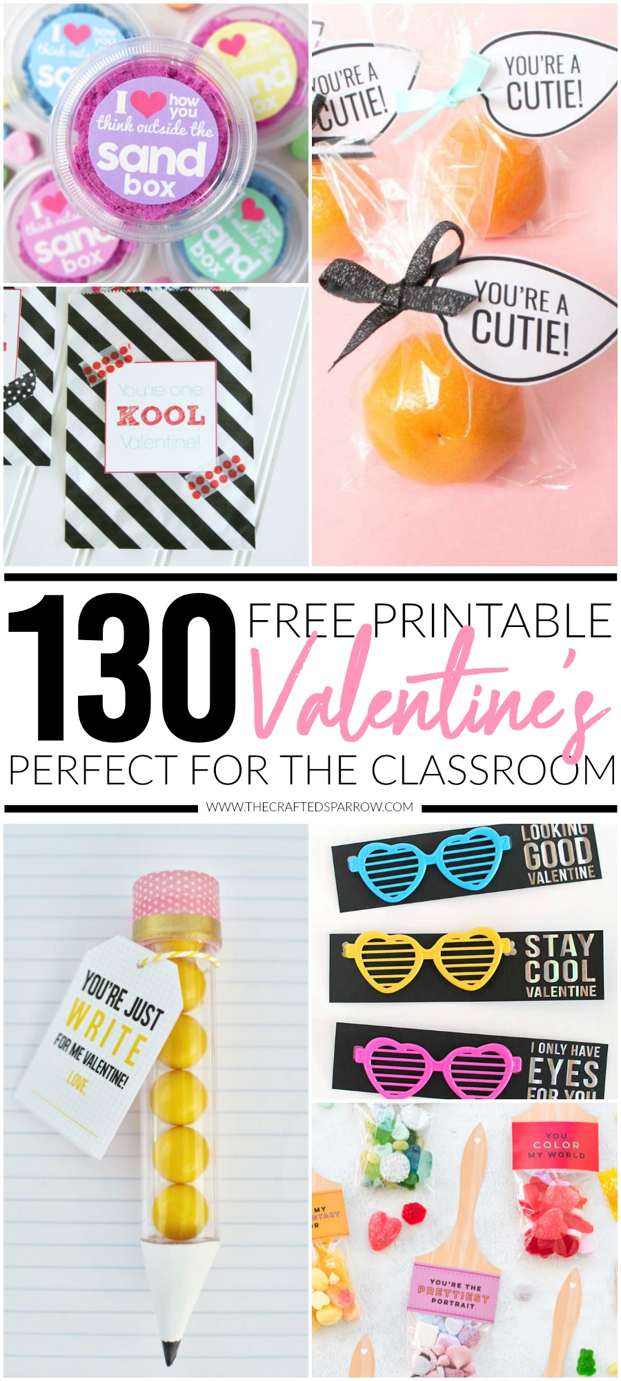 photo regarding Free Printable Valentines called 130 Free of charge Printable Valentines for The Clroom