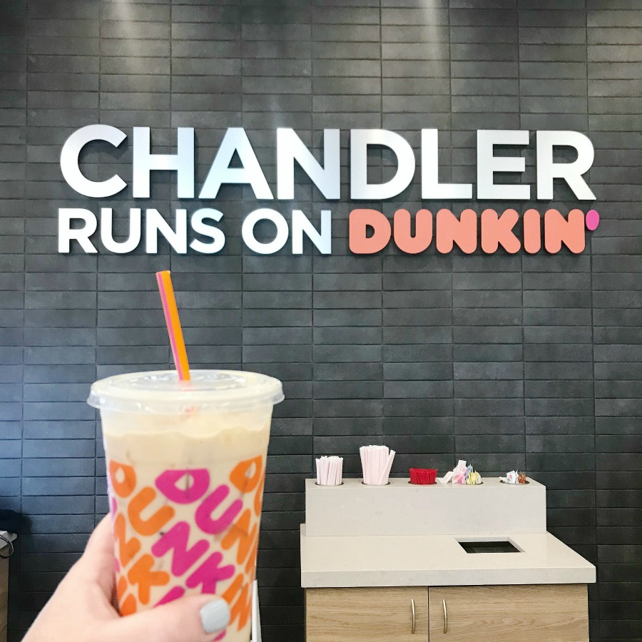 Dunkin Donuts Arizona - The First Next Gen Store