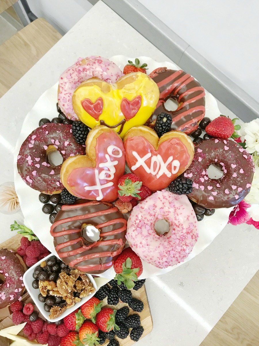 Dunkin Donuts Valentine's Day Donuts