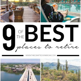 9 of The Best Places to Retire That You May Not Know About