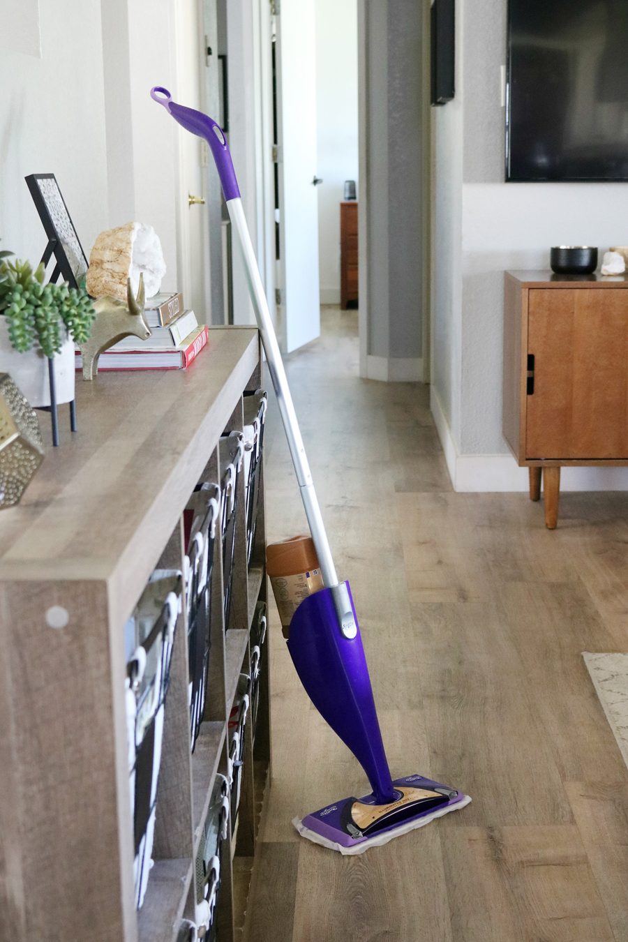 Swiffer WetJet for Wood Floors
