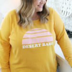 DIY Fun Graphic Sweatshirts with Iron-On Vinyl and Top 5 Reasons I Love My Cricut Explore Air 2