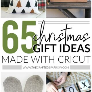 65 Cricut Christmas Gift Ideas For Everyone
