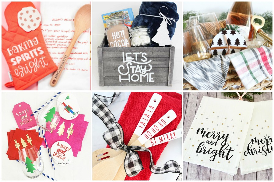 Cricut Gift Ideas for The Hostess
