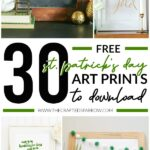 30 Free St. Patrick's Day Art Prints To Download