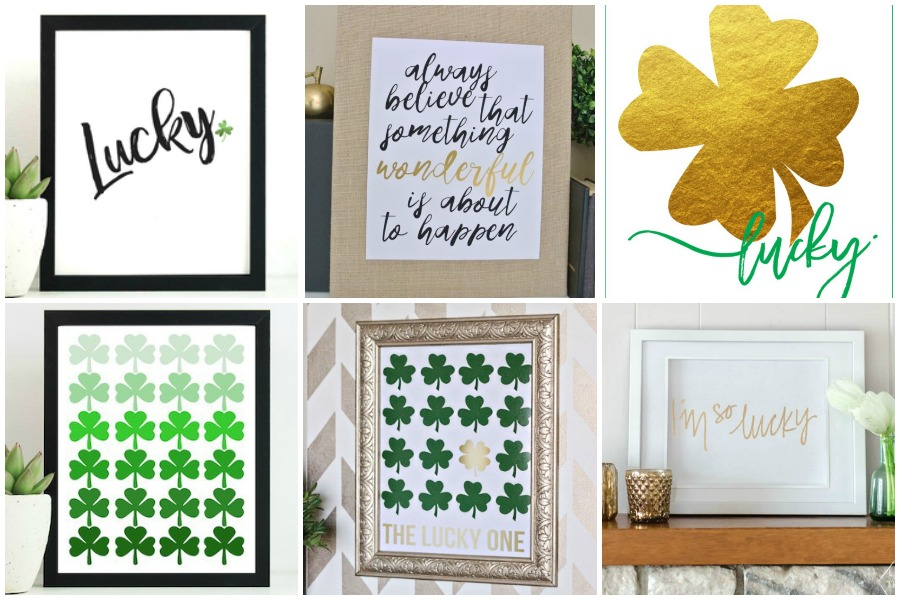 30 Free St. Patrick's Day Prints