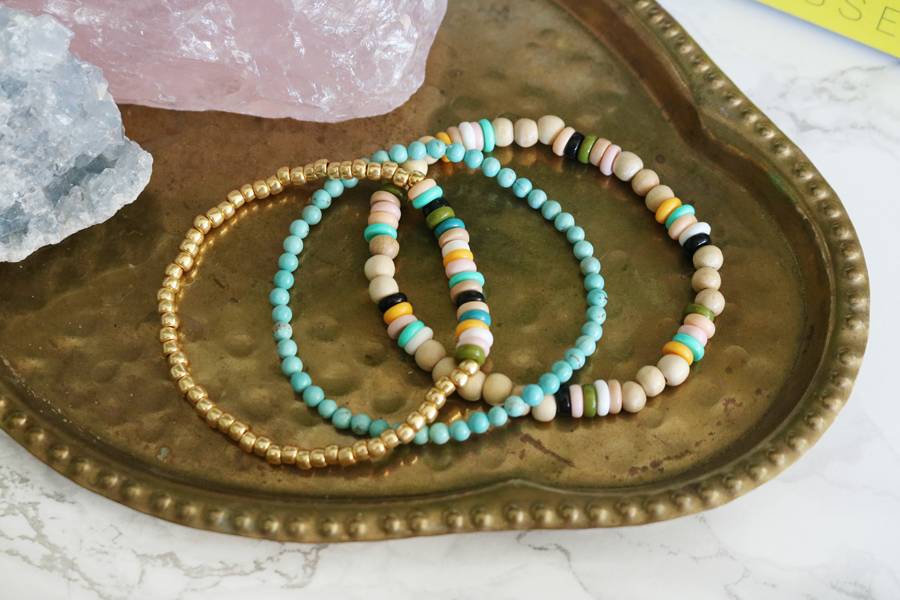 How to Make Bracelets with Perler Beads