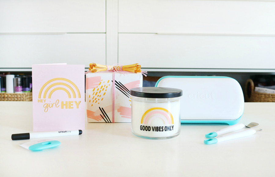 10 Ways to Make Gifts Extra Special with Cricut Joy