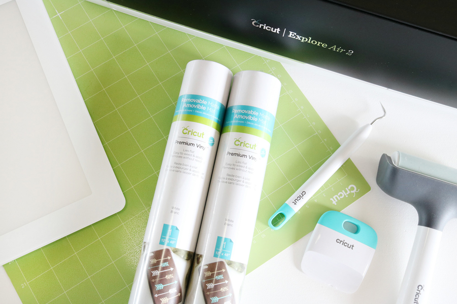Create Decor with A Personality with Cricut Explore Air 2