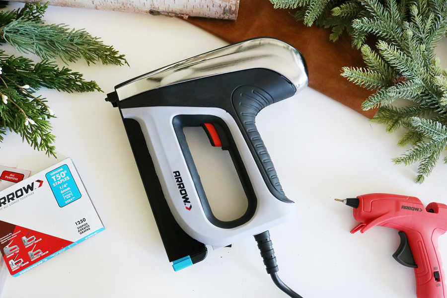 Take Your DIY Project to The Next Level with The Arrow Professional Electric Staple Gun and Nailer