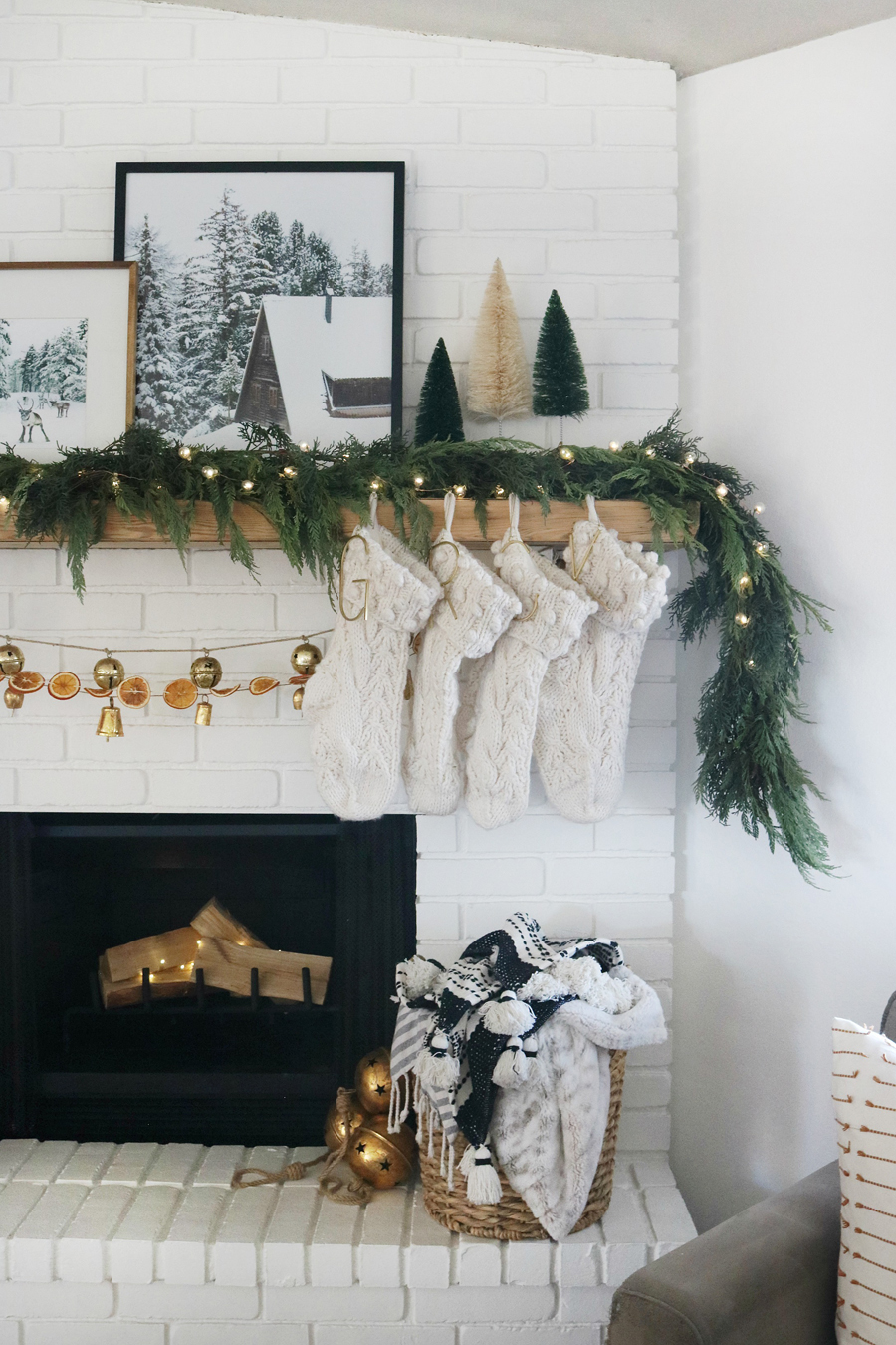 Modern & Cozy Holiday Decor