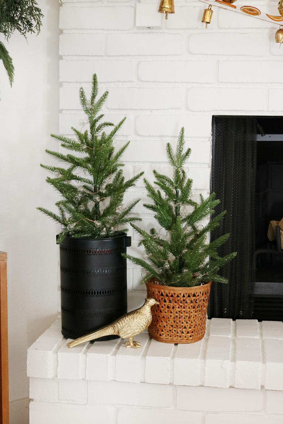 Simple & Modern Christmas Decor Ideas