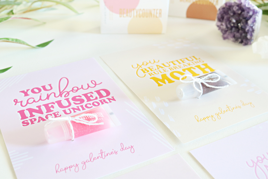 Free Printable Galentine's Day Cards