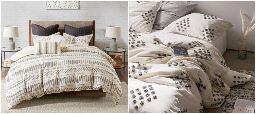 Neutral Comforter & Duvet Bedding 1