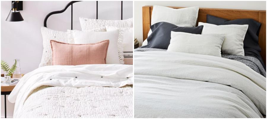 Neutral Comforter & Duvet Bedding 10