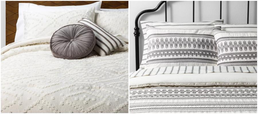 Neutral Comforter & Duvet Bedding 13