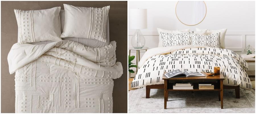 Neutral Comforter & Duvet Bedding 3