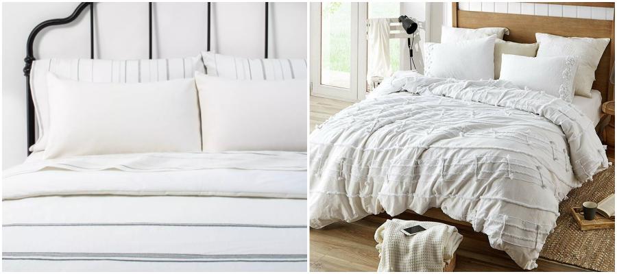 Neutral Comforter & Duvet Bedding 5