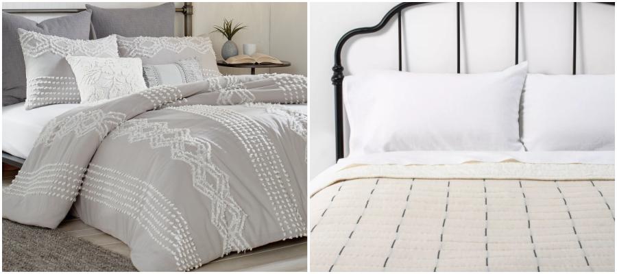 Neutral Comforter & Duvet Bedding 7