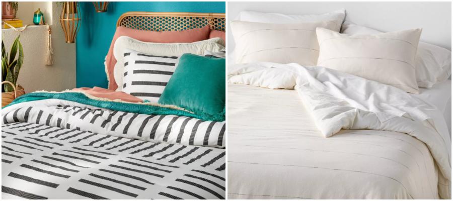 Neutral Comforter & Duvet Bedding 9