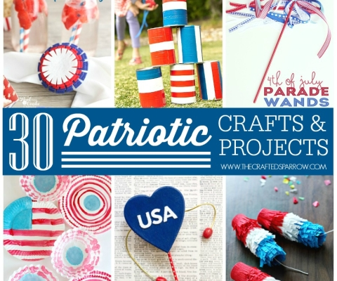 4th Of July Archives The Crafted Sparrow